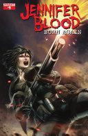 Jennifer Blood: Born Again #4 ebook