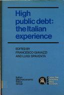 High Public Debt