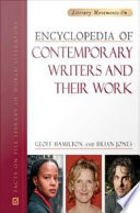 Encyclopedia of Contemporary Writers and Their Works Book PDF