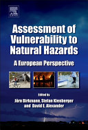 Assessment of Vulnerability to Natural Hazards