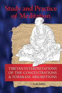 Study and Practice of Meditation: Tibetan Interpretations Of ...
