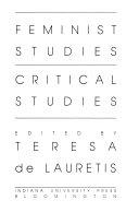Feminist Studies  Critical Studies