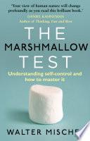 The Marshmallow Test Book PDF