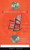 A Geography Of Time Pdf/ePub eBook