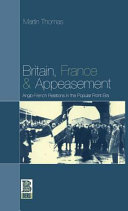 Britain France And Appeasement