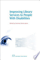 Improving Library Services to People with Disabilities Book