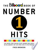 The Billboard Book of Number One Hits by Fred Bronson PDF