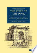 The State Of The Poor Book PDF