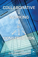 Collaborative Working in Construction Pdf/ePub eBook