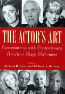 The Actor's Art