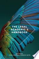 The Legal Academic s Handbook
