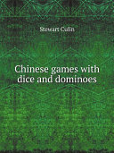 Pdf Chinese games with dice and dominoes Telecharger