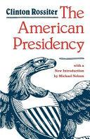 The American Presidency Book PDF