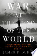 War at the End of the World Book PDF