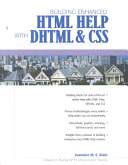 Building Enhanced HTML Help with DHTML & CSS