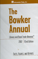 The Bowker Annual Book PDF