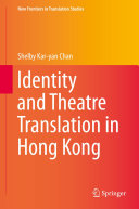 Pdf Identity and Theatre Translation in Hong Kong Telecharger