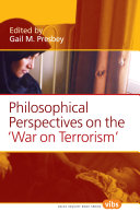 Philosophical Perspectives on the 'War on Terrorism'