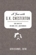 A Year with G. K. Chesterton [Pdf/ePub] eBook
