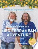 The Hairy Bikers  Mediterranean Adventure  TV tie in  Book