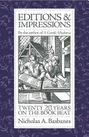 Editions and Impressions