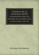Historia de la Am?rica Latina Pdf/ePub eBook