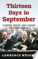Thirteen Days in September Book