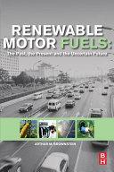 Renewable Motor Fuels