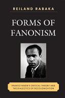 Forms of Fanonism [Pdf/ePub] eBook