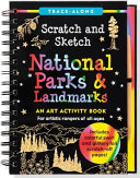 Scratch and Sketch National Parks & Landmarks