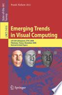 Emerging Trends in Visual Computing