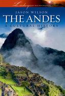 The Andes Pdf/ePub eBook