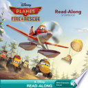 Planes  Fire   Rescue  Read Along Storybook