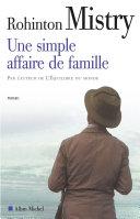 Une simple affaire de famille Pdf/ePub eBook
