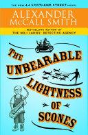 Pdf The Unbearable Lightness of Scones Telecharger