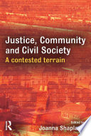 Justice  Community and Civil Society