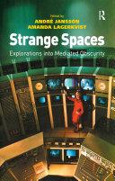 Pdf Strange Spaces Telecharger