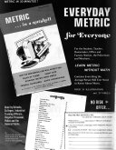 American Metric Journal Book