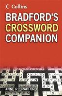 Bradford's Crossword Companion Box
