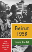 Beirut 1958 [Pdf/ePub] eBook