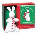 Pat the Christmas Bunny Book