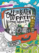 Off the Beaten Path Coloring Postcard Book