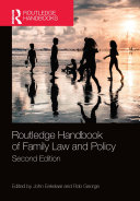 Routledge Handbook of Family Law and Policy, 2nd edition Pdf/ePub eBook