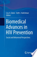 Biomedical Advances in HIV Prevention Book