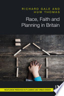 Race Faith And Planning In Britain
