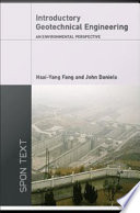 Introductory Geotechnical Engineering Book