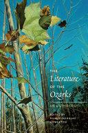 The Literature of the Ozarks Pdf/ePub eBook