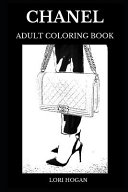 Chanel Adult Coloring Book