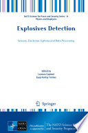 Explosives Detection