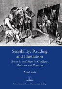 Pdf Sensibility, Reading and Illustration Telecharger